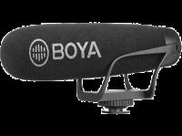Acheter boya bm2021 microphone canon a condensateur - câble de sortie trs & trrs 3,5 mm au meilleur prix