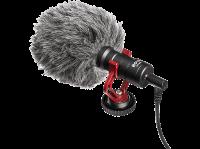 Acheter boya mm1 microphone hyper compact cardioide a condensateur - câble de sortie trs & trrs au meilleur prix