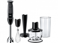Acheter BRAUN HOUSEHOLD Mixeur plongeur (MQ5237BK+SAUCE)  au meilleur prix