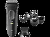 BRAUN Rasoir Series 3 Shave & Style (3000BT)