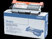 Acheter Brother TN-2210 Toner Laser Noir (1200 pages) x1  au meilleur prix