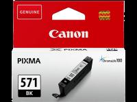 Acheter Canon Cartouche CLI-571 Noire  au meilleur prix
