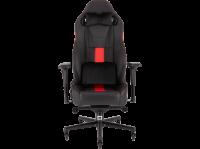 Acheter CORSAIR Fauteuil Gamer T2 ROAD WARRIOR - Noir et Rouge (CF-9010008-WW)  au meilleur prix