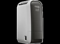 Acheter DELONGHI DNS 65 Déshumidificateur d'air 6 litres/jour Fonction buanderie -Techno Zéolite - Silencieux : 34dB  au meilleur prix