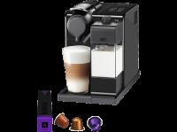 DELONGHI EN560.B NESPRESSO LATTISSIMA ONE + panneau de commande sensitif lattissima TOUCH ANIMATION - Machine expresso - Noir