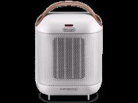 Delonghi Hfx30c18 Radiateur Soufflant Ceramique Mobile - Ventilateur - 2 Puissances