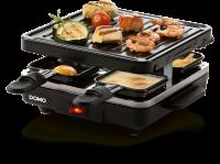 Acheter DOMO Raclette - Grill de table (DO9147G)  au meilleur prix