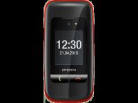 Comparateur de prix Téléphone Mobile Emporia One Noir/Rouge