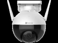 Acheter EZVIZ C8C Camera Surveillance WiFi Extérieure 1080P avec Vision Nocturne en Couleur, Dôme Caméra IP 360° Etanche IP65 Alerte de Détection de Mouvement par IA H.265 au meilleur prix