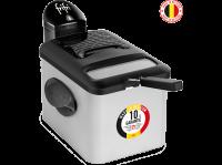 Acheter Friteuse Frifri 3528 Duo Fil 2800 W Argent et Noir au meilleur prix