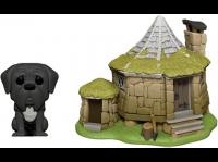 Comparateur de prix Figurine Funko Pop Town Harry Potter Hagrid's Hut with Fang