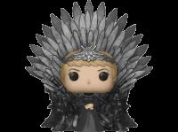 Comparateur de prix Figurine Funko Pop! Deluxe: Game Of Thrones S10 - Cersei Lannister (Assis sur le trône de Fer)