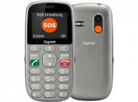 Comparateur de prix Gigaset Gl390 Telefono Mobile Gris 2.8, (Produit d'import Espagne)