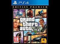 Acheter GTA V : EDITION PREMIUM Jeu PS4  au meilleur prix