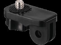 Acheter Adaptateur pour fixation de caméra 1/4 pr access. GoPro, Version II au meilleur prix
