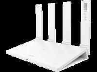 Acheter HUAWEI AX3 Routeur 3000Mbps, WiFi 6 Plus Quad Core, Technologie OFDMA Multi-user, Jusqu'à 128 Appareils Connectés, HUAWEI Share, HUAWEI HomeSec, Blanc au meilleur prix