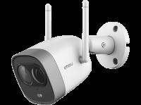 Acheter Dahua IPC-G26EP-IMOU Network bullet IP-Cam WiFi 2Mpx HD 1080p 2.8mm Sirène de dissuasion 110dB audio slot SD p2p IP67  au meilleur prix