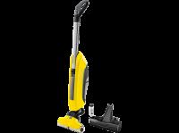 Acheter KARCHER FC 5 sans fil - Nettoyeur de sol 2 en 1 permet d'aspirer les petites particules de saleté et de nettoyer en une seule étape  au meilleur prix