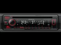 Comparateur de prix Autoradio KDC-BT450DAB - Noir