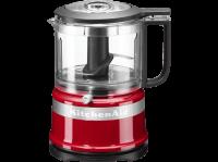 Comparateur de prix KitchenAid 5KFC3516EER Mini - Robot multi-fonctions - 240 Watt - rouge empire