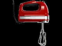 Acheter KitchenAid 5KHM9212EER - Batteur à main - 85 Watt - rouge empire au meilleur prix