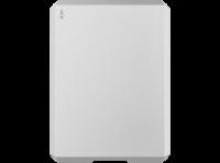 Acheter SEAGATE Disque dur LaCie Mobile Drive - 2.5- Externe - 5 To - Argent - USB 3.1 Type C  au meilleur prix