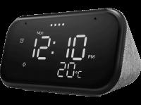 Acheter Réveil intelligent Lenovo Smart Clock Essential Gris au meilleur prix