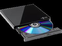 Acheter DVDRW EXT HITACHI-LG 8X Noir Slim USB 2.0 DVD±R 8x CD±R 24x Graveur DVD Externe - GP57EB40.AHLE10B  au meilleur prix