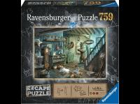 Comparateur de prix Puzzle Escape 759 pièces La cave de la terreur