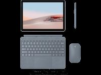 """Comparateur de prix Microsoft Surface Go 2 Tablette 10"""""""" 2 en 1 (Intel Pentium Gold, 4 Go de RAM, 64 Go de mémoire flash, Windows 10 Home S)"""