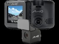 Acheter MIO MIVUE C380 Caméra embarquée full HD avec caméra arrière  au meilleur prix