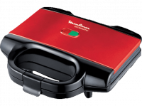 Comparateur de prix MOULINEX SM180811 Appareil à croque monsieur Accessimo - Rouge