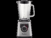 Acheter Moulinex LM811D10 Perfect Mix + - Bol mixeur blender - 2 litres - 1200 Watt - acier inoxydable/gris foncé au meilleur prix