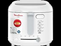 Acheter Friteuse électrique Moulinex Uno AF203110 Blanc au meilleur prix