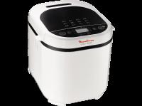 MOULINEX OW210130 Machine à pain Pain Doré - 12 Programmes - Capacité 1 kg - Blanc