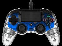 Acheter Manette filaire Nacon Lumineuse Bleue pour PS4 au meilleur prix