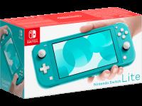 Acheter Console portable Nintendo Switch Lite Turquoise au meilleur prix