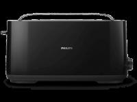 Acheter PHILIPS HD2590/90 Grille pain Daily Collection - Noir  au meilleur prix