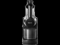 Acheter PHILIPS HR1889/70 Extracteur de jus Viva Collection - Noir  au meilleur prix