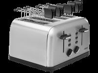 Acheter PRINCESS 142355 Grille-pain électrique - Inox  au meilleur prix