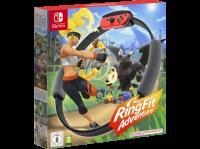 Acheter Nintendo Ring Fit Adventure - Contrôleur D'ajustement De Bague - Sans Fil - Pour Nintendo Switch au meilleur prix