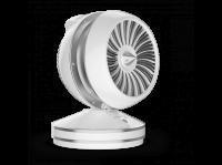 Acheter Rowenta HQ7111 Air Force Intense 2-en-1 Ventilateur Chauffage Silencieux Multi-Oscillation éco Mode Auto Timer Fonction départ diffé  au meilleur prix