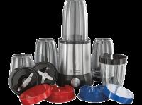 Acheter RUSSELL HOBBS 23180-56 Blender Mixeur Nutriboost Compact Multifonctions 700W Inox Brossé, Préparations Vitaminées, 15 Accessoires In  au meilleur prix