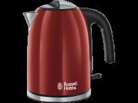Comparateur de prix RUSSELL HOBBS 20412-70 Bouilloire Familiale Colours Plus, Capacité 1.7L, Ebullition Rapide, Filtre Anti-Calcaire Amovible, Lavable,