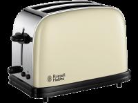 Comparateur de prix RUSSELL HOBBS 23334-56 Toaster Grille Pain Colours Plus, Cuisson Rapide Uniforme, Contrôle Brunissage, Chauffe Vionnoiserie Inclus -