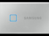 Acheter Samsung Portable SSD T7 Touch 500 Go Argent  au meilleur prix