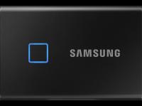 Acheter SAMSUNG T7 Touch 500 Go USB 3.2 SSD externe noir - MU-PC500K/WW au meilleur prix