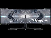 "Comparateur de prix SAMSUNG Écran gamer Odyssey G9 49"" 240 Hz Curved (LC49G95TSSRXEN)"