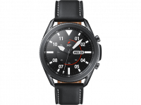 Samsung Galaxy Watch 3 (Mystic Black) - GPS - 45 mm
