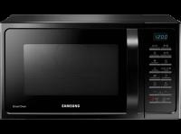 Acheter Samsung MC28H5015AK Smart Oven - Four micro-ondes combiné - grill - pose libre - 28 litres - 900 Watt au meilleur prix